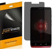 2X Privacy (Anti-Spy) Screen Protector for Motorola Droid Ultra / Maxx