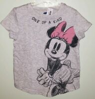 NEW Old Navy Girl 12-18 18-24 2T 3T 4T 5T Disney MINNIE MOUSE T-Shirt Tee #21119