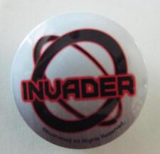 """New Sdcc Exclusive Invader Pinback Button 1.5"""""""