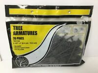 Woodland Scenics TR1124 Tree Armatures - 70 Pines