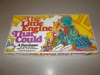 The Little Engine That Could 143 Childrens game complete vintage 1977 Parker