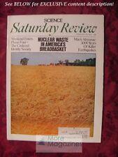 Saturday Review February 19 1972 WILLIAM GLASSER NICOLAS CHARNEY J. TUZO WILSON