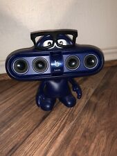 Beats Pills by Dre Blue Dude Character Stand Speaker Holder With Box And Pill