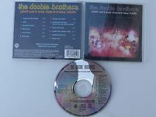 CD ALBUM DOOBIE BROTHERS What were once vices are now habits 256026