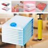 Large Vacuum Storage Bags Space Saving Clothes Portable Travel Compressed Tools