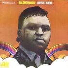 solomon burke - i wish i knew ( japan import AMCY-75 ) CD