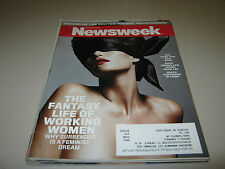 Newsweek Magazine Back Issue Fantasy Life April 23 & 30 2012; Double Issue