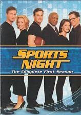 Sports Night: The Complete First Season (DVD, 2010, 4-Disc Set) Josh Charles