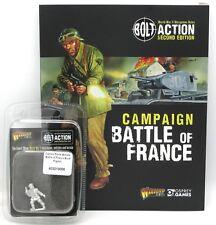 Bolt Action 401010009 Campaign Battle of France (Book + Promo Mini) Supplement
