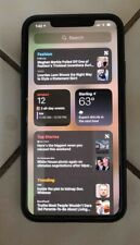 Apple iPhone 11 Pro Max - 64GB-BLACK (Sprint) FLAWLESS Condition, not a scratch
