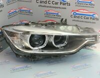 BMW 3 Series Complete Xenon Headlight with Ballasts Driver Pre LCI 19/10 R3D5
