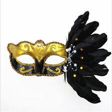 New Feather Venetian Masquerade Ball Xmas Halloween Carnival Party Eye Mask