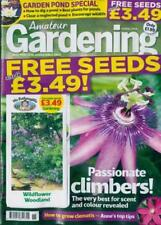 April Weekly Gardening Magazines
