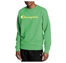 Champion Men's Size 2XL, Powerblend Graphic Crew Sweatshirt ~ Ships Free