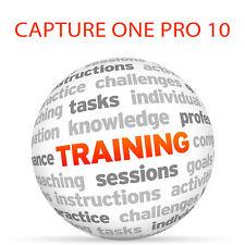 CAPTURE ONE PRO 10 - Video Training Tutorial DVD