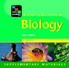 Science Foundations Biology Supplementary Materials CD-ROM Protected PC/IBM Com