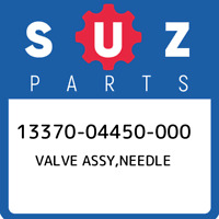 13370-04450-000 Suzuki Valve assy,needle 1337004450000, New Genuine OEM Part
