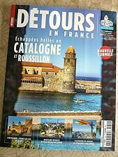 DETOURS  EN  FRANCE  N° 234 -  SEPTEMBRE   2021  /   CATALOGNE  ET  ROUSSILLON