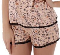 Freya 4830 Piper Short Pants Bottoms Nightwear Pyjamas PJ Size L Multi RRP £30