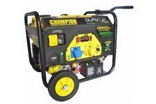 Stromerzeuger mit Benzin-Kraftstoffart und über 15 Litern Tankvolumen