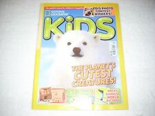 National Geographic Kids Magazine Issue 120 January 2016 Cutest Creatures
