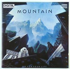 CD - Mountain - Go For Your Life - A4962 - Japan Release - blue bellaphon label