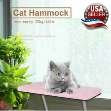 New listing Cat Window Bed Hammock Perch Seat Mounted Pet Kitty Shelf Hanging Sofa High