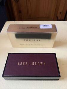 BOBBI BROWN Satin & Caviar Shadow and Long Wear Gel Eyeliner Palette New In Box!