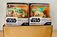 Star Wars Mandalorian The Child Baby Yoda Bounty Collection 2-Pack Frog & Force