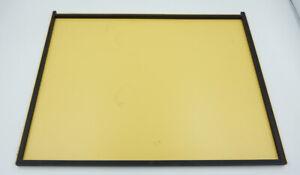 """Saunders 11"""" x 14"""" Darkroom Photo Enlarging Metal Easel SLS1114 #731"""
