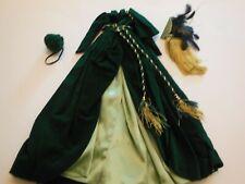 "New ListingFranklin Mint Scarlett O'Hara Ensemble ""Drapery Dress"" Incomplete Mint Conditio"