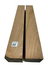 """Pack Of 2, Beautiful Cherry Pepper Mill Blank/Turning Wood Blank 22""""x3""""x3"""", #135"""