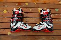 HEAD VENTURE FR 120 Ski Boots Men's Size 27.5, 9.5 BSL 317 mm
