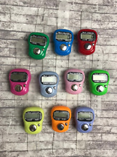 LCD Stitch Counter Digital Row Finger Strap Crochet Knitting Cute Craft Markers