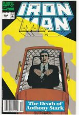 Iron Man #284  - Marvel Comics - 1992  Rare Australian Price Variant