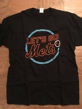 NY METS T SHIRT SGA XL CITI FIELD MLB BASEBALL THE STROKES NEW YORK