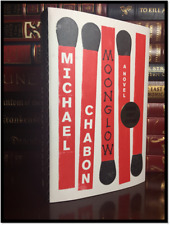 Moonglow ✎SIGNED✎ by MICHAEL CHABON Brand New Hardback 1st Edition & Printing