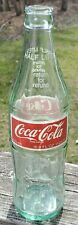 Vintage Coca-Cola Coke bottle 1/2 L half liter 16.9 oz