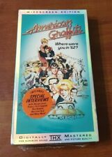 American Graffiti Widescreen Edition Digitally Mastered VHS NEW Sealed