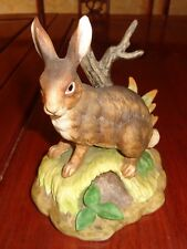 Kowa Finest Porcelain Ware HARE Figurine Ornament