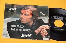 """BRUNO MARTINO 7"""" MORE DAL FILM MONDO CANE ORIG ITALY 1978 EX"""