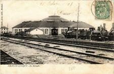 CPA Amagne-Lucquy La Rotonde (646495)