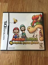 Mario & Luigi: Bowser's Inside Story Nintendo DS NG2