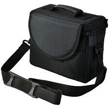 Black Camera Case Bag for Panasonic Lumix GF5 GX1 GF6
