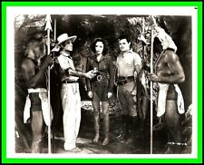 "FRANCES GIFFORD & TOM NEAL in ""Jungle Girl"" Original Vintage Photo 1941 - SERIAL"