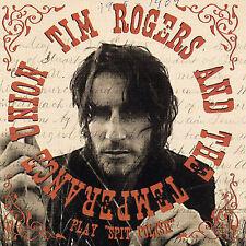 Spit Polish by Tim Rogers (CD, Apr-2004, Festival Records (Australia))