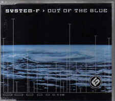 System F-Out Of the Blue cd maxi single 5 tracks Ferry Corsten