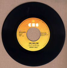 "PHILIPPINES:MARIAH CAREY - Love Takes Time ,Sent From Up 7"" 45 RPM rare,SCARCE"