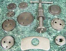 11pc Universal DISC BRAKE CALIPER SET Wind Back Pad Piston Compressor break tool