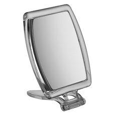 10x Ingrandimento Acrilico Pieghevole Compatto Da Viaggio & Specchio Da Trucco
